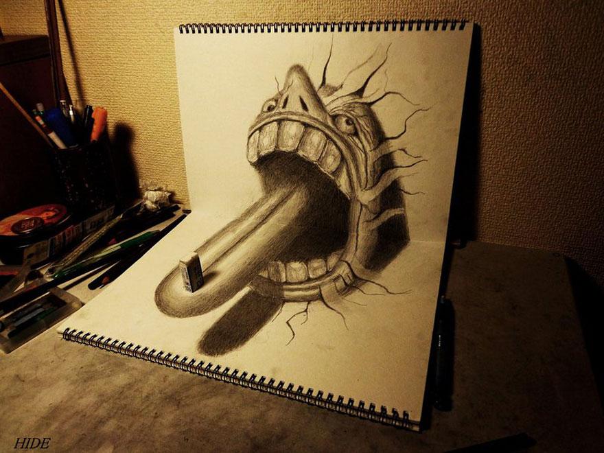 3d-pencil-drawings-23