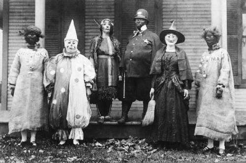 Halloween, rok 1925