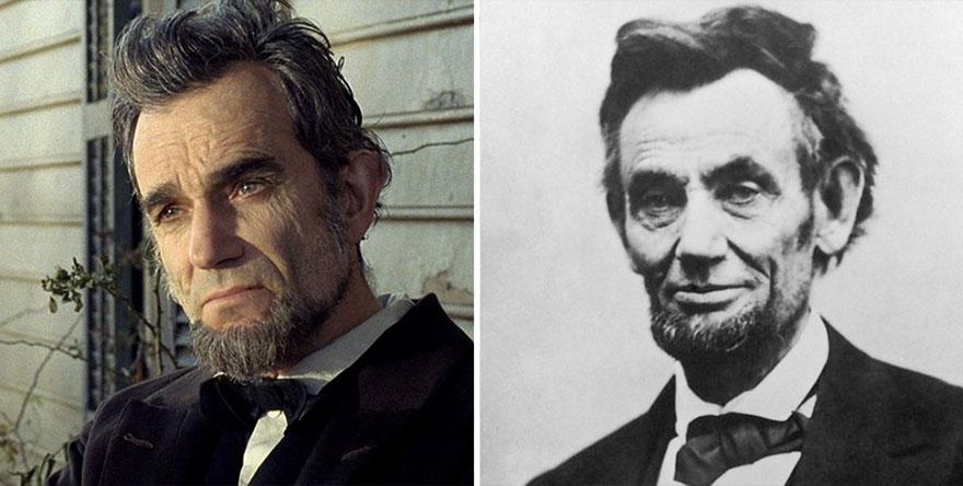 Daniel Day- Lewis ako Abraham Lincoln