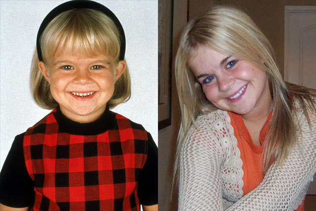 Roztomilé dievčatko Lilly si zahrala herečka Emily Mae Young. Po ukončení seriálu sa objavila ešte v dvoch snímkoch.