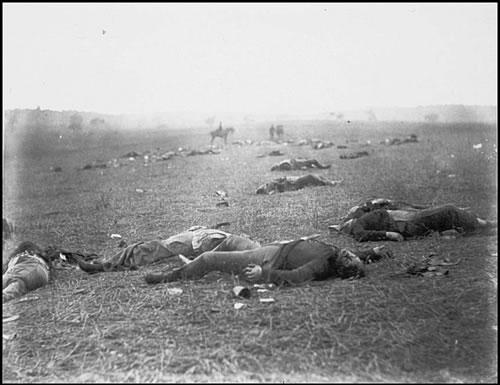Jedna z prvých vojnových fotografií, ktorá pustoší Ameriku sa stala jednou z najvýznamnejších vojnových fotografií všetkých čias.