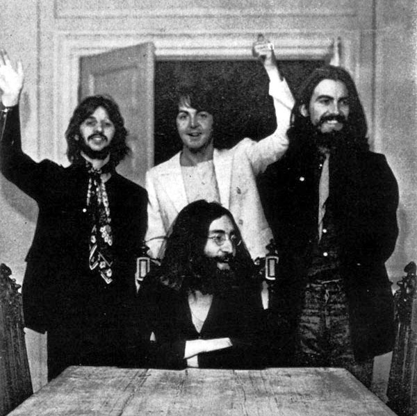 Posledná fotografia The Beatles ako kapely.