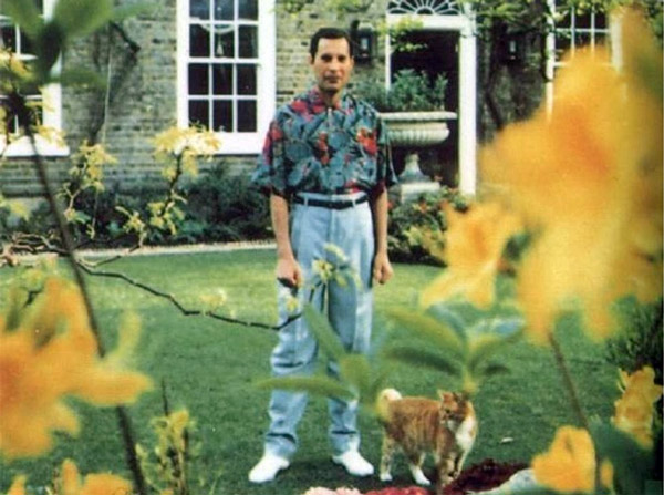 Freddie Mercury zomrel v roku 1981 na AIDS, takto vyzeral tesne pred koncom.