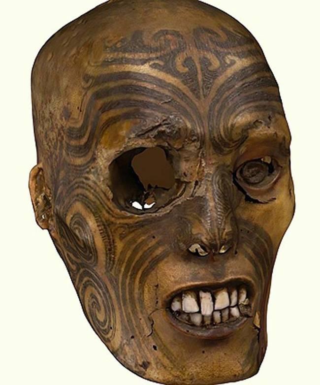 Počas tejto vojny, sa Mokomokai hlavy stali cennými obchodnými predmetmi. Mnoho kmeňov vymenilo celú svoju zbierku Mokomokai za pušky. Niektoré kmene prepadávali svojich susedov iba preto, aby im ukradli ich hlavy a iní začali tetovať otrokov a väzňov aby mali viac Mokomokai hláv.