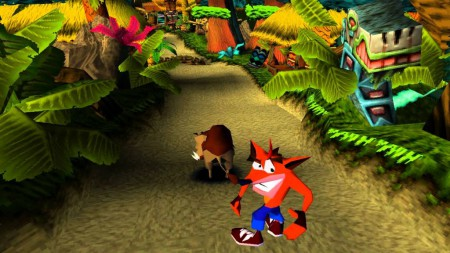 1996 crash bandicoot