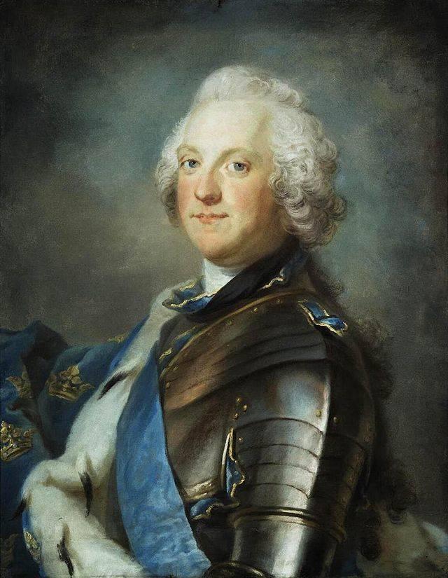 1771: Švédsky kráľ Adolf Frederick dostal na jednu večeru šialene veľkú porciu jedla. Prejedol sa k smrti.