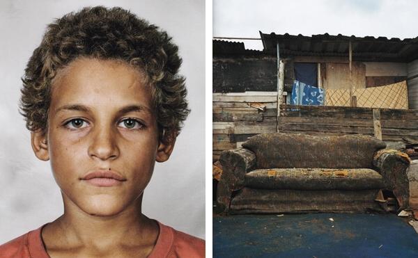 Alex, 9 rokov. Rio de Janeiro, Brazília.
