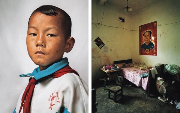 Dong, 9 rokov. Yunnan, Čína.