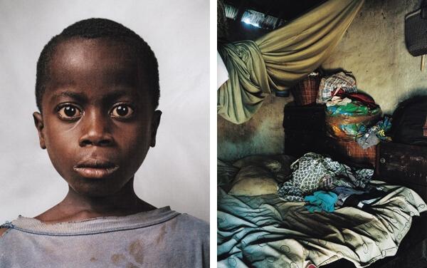 Anonym, 9 rokov. Pobrežie Slonoviny.
