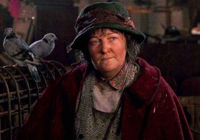 O chudobnej holubej dáme by boli spísané články, ako nezištne pomohla dieťaťu iba za lacnú vianočnú ozdobu.