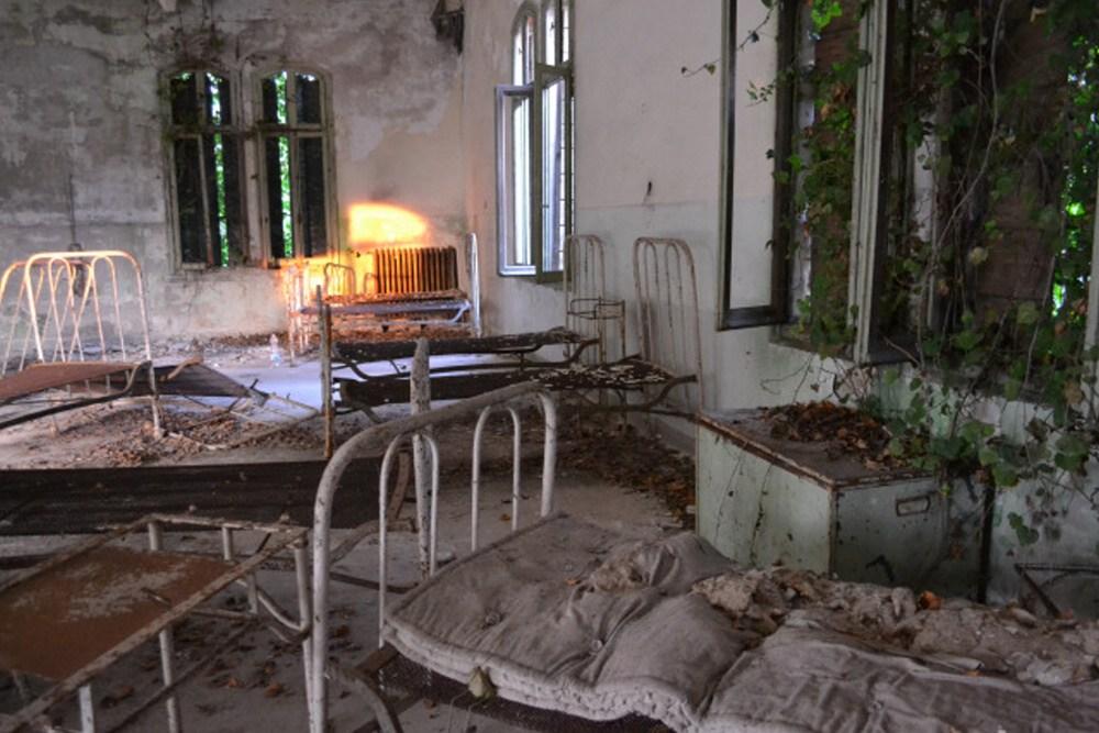 """Liečebňa sa nachádza na malom ostrove Poveglia a stal sa """"domovom"""" hlavne pre talianskych pacientov. Ostrov každý považuje za prekliaty."""