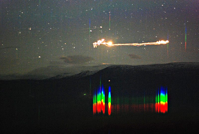 Hessdalen v Nórsku je mimoriadne obľúbené mesto ufológov. Nevysvetliteľné svetlá sa tam objavujú pomerne dosť často. V rokoch 1981 až 1984 hlásili ľudia tieto svetlá 20 až 30-krát denne. Dnes je to tak 20-krát do roka.