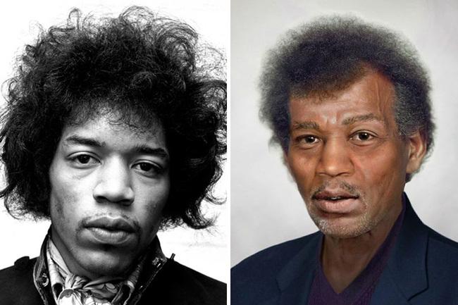 Jimi Hendrix sa v roku 1970 taktiež dostal do klubu 27.