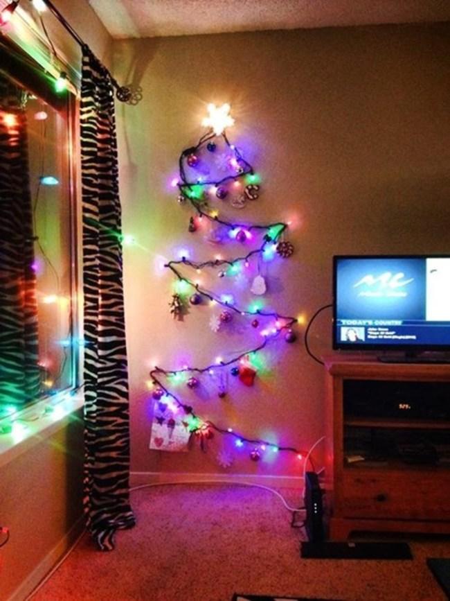 Netreba zabúdať ani na sviatky a vianočný stromček.