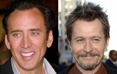 Pôvodné hlavné postavy boli ponúknuté Garymu Oldmanovi a Nickolasovi Cageovi.