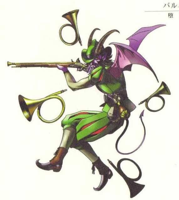 Barbatos je vojvoda z pekla, ktorý dáva ľuďom schopnosť rozumieť zvieratám, čo umožňuje napríklad pirátom nájsť stratené poklady.