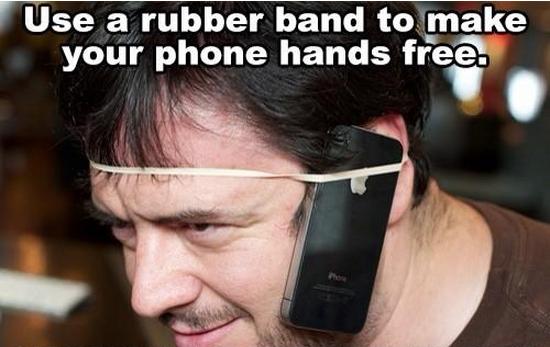 Máte zaneprázdnené ruky, alebo sa vám proste len nechce držať mobil?