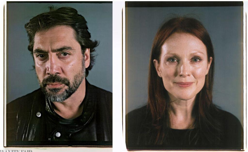 Javier Bardem a Julianne Moore