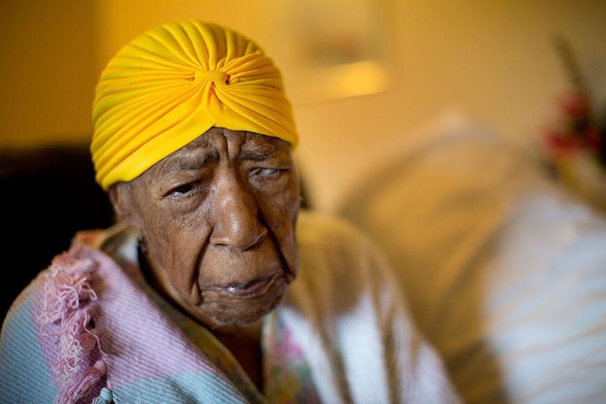 Susannah Mushatt Jones má 115 rokov. Narodila sa v USA, 6. júla 1899.