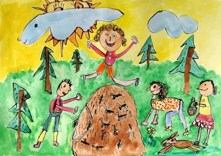 detska kresba