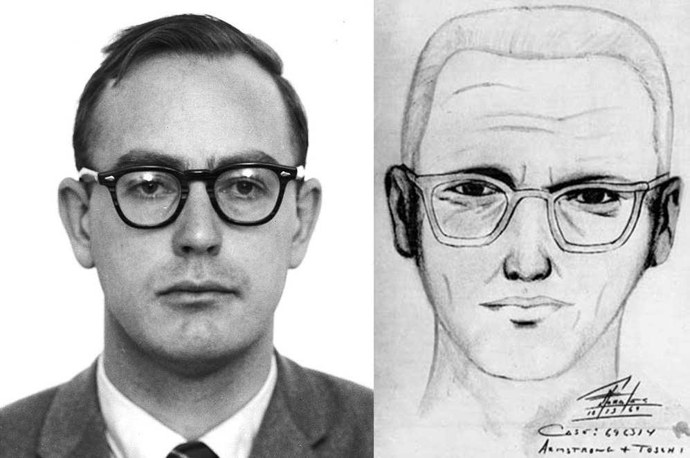 V období medzi decembrom 1968 a októbrom 1969 v severnej Kalifornii zaútočil neznámy páchateľ na 7 ľudí, z ktorých aj 5 zabil. Získal prezývku The Zodiac kvôli jeho záhadným listom, ktoré posielal novinám. Tie zase rozoberali jeho šialenstvo a ponúkali tipy na ďalšie vraždy. Jeho podpisom bol symbol, ktorý môžete vidieť na obrázku.