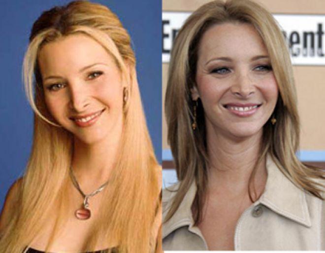 Lisa Kudrow, Phoebe.