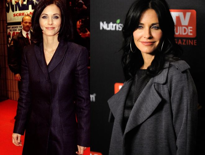 Courteney Cox, Monika.
