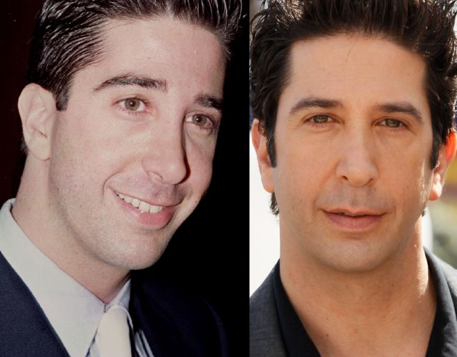 David Schwimmer, Ross.