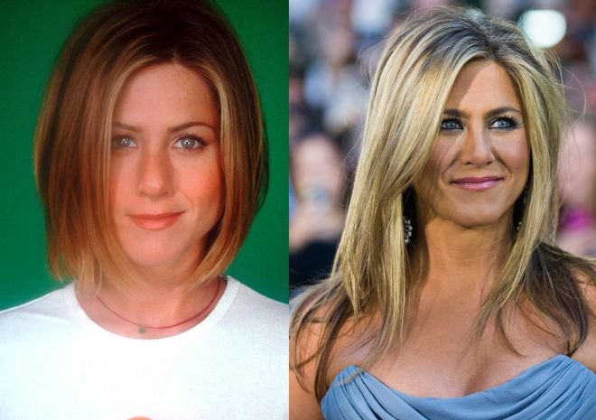 Jennifer Aniston, Rachel.