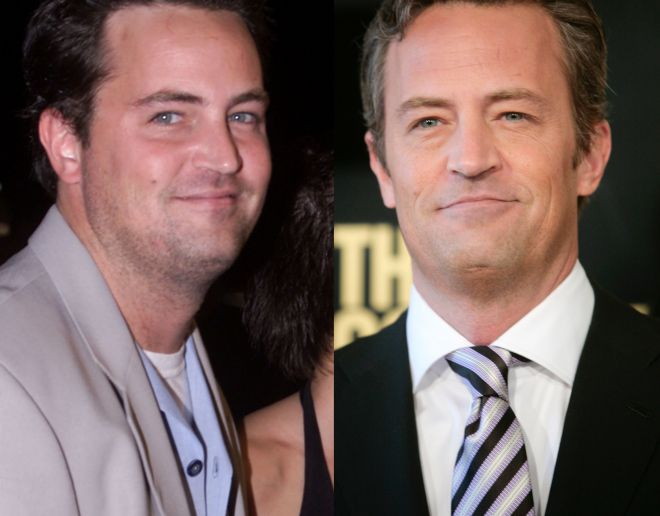 Matthew Perry, Chandler.
