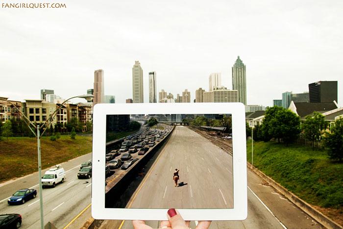 The Walking Dead, Atlanta
