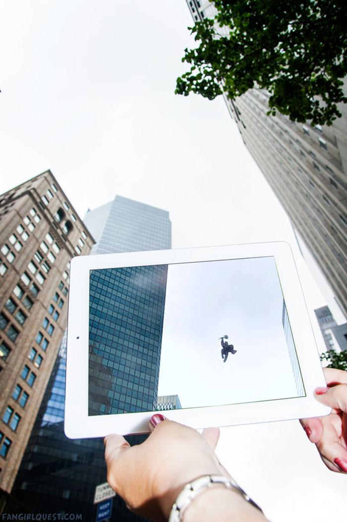 The Avengers, New York