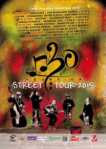 n3o akustika street tour