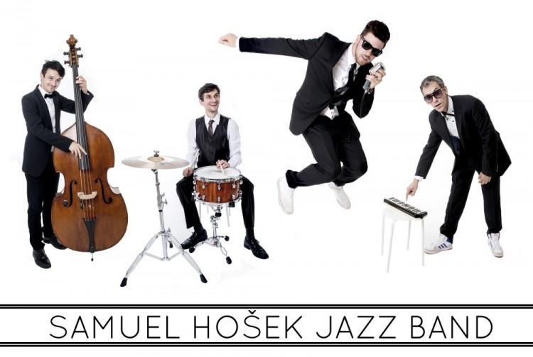 bjd Samuel Hosek Jazz Band