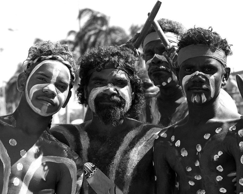 The Firts Australians