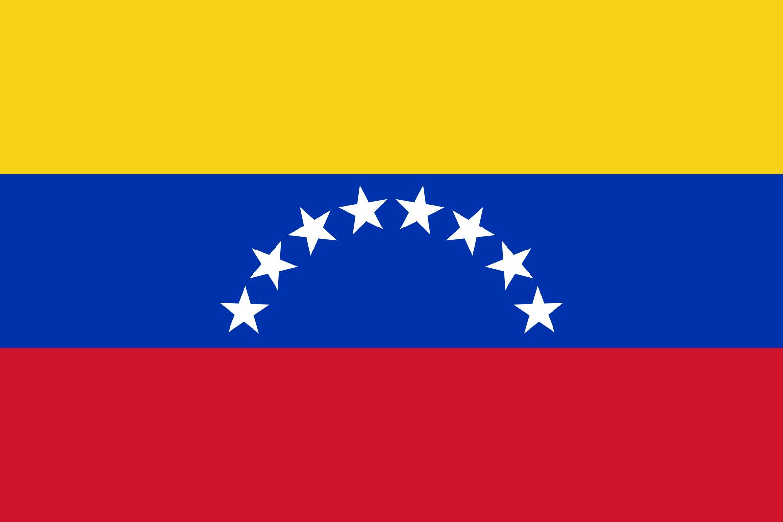 venezuela_vlajka