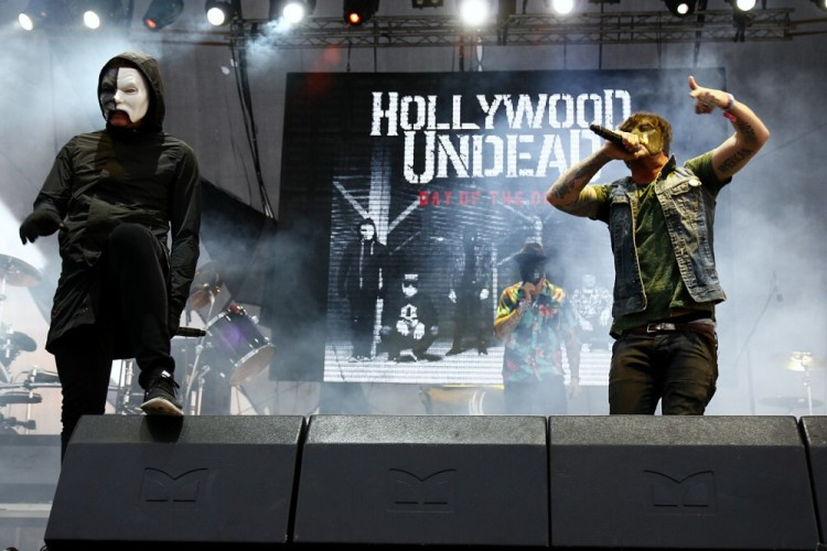 hollywood undead 1