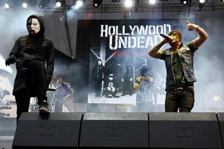 hollywood undead 1