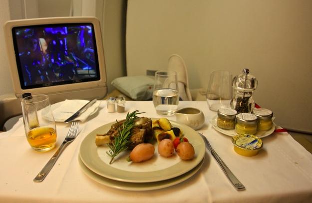 jedlo v lietadle41